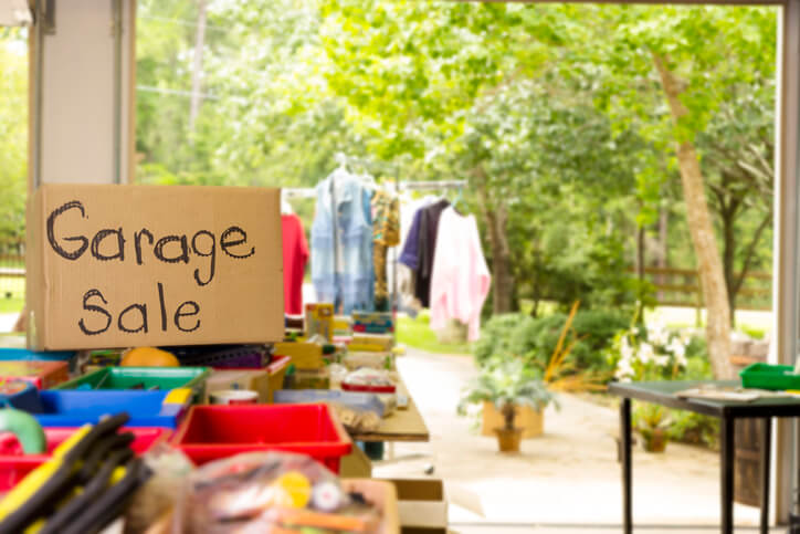 How To Have A Successful Garage Sale In Gainesville, FL