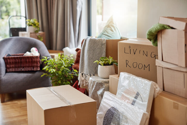 Make A Packing Plan Before You Move